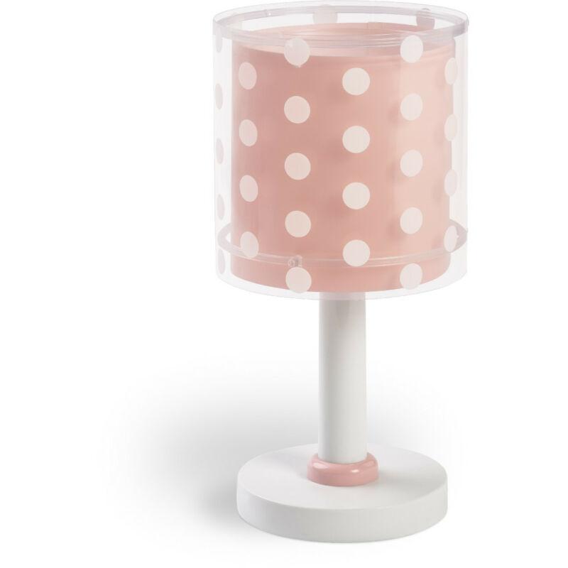 Dalber Dots coral 41001S asztali gyerek lámpa műanyag E14 1 db