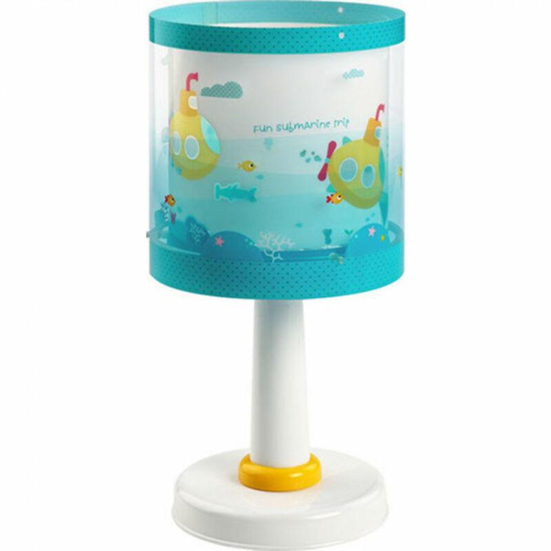 Dalber Submarine 41301 asztali gyerek lámpa fehér 1 x E14 max. 40W E14 1 db