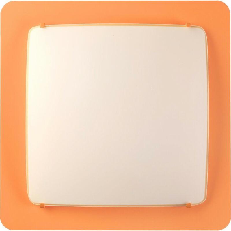 Dalber COLORS 43006J mennyezeti gyereklámpa narancssárga műanyag 2xE27 max. 40W E27 2 db
