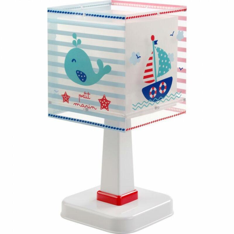 Dalber Petit Marin 43421 íróasztal lámpa gyermek többszínű műanyag 1xE14 max. 40W E14 1 db