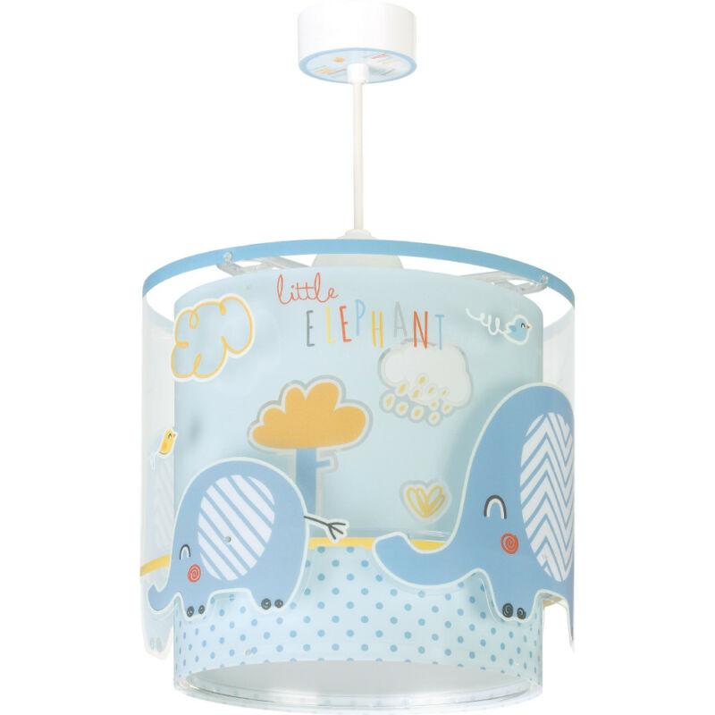 Dalber Little Elephant 61332T gyerek függeszték műanyag E27 1 db