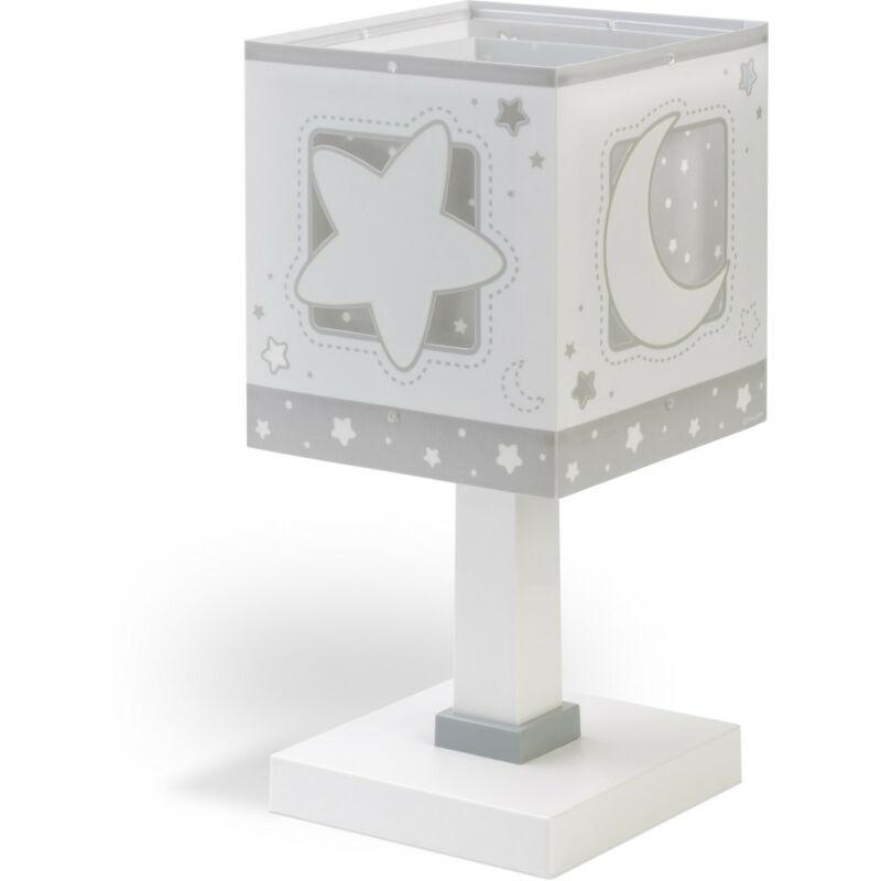 Dalber Moonlight 63231E asztali gyerek lámpa műanyag E14 1 db