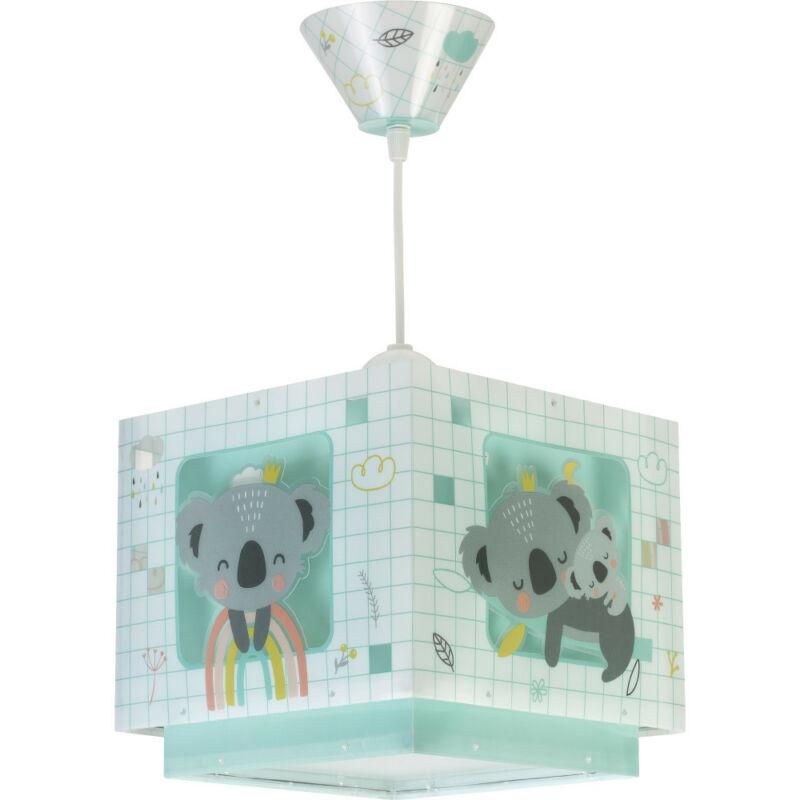 Dalber Koala 63262H gyerek függeszték műanyag E27 1 db