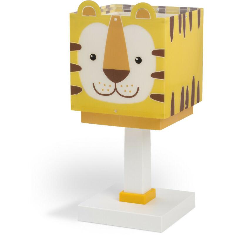 Dalber Little Tiger 64561 asztali gyerek lámpa műanyag E14 1 db