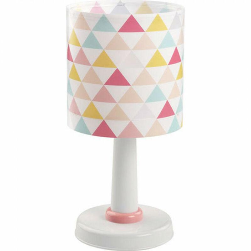 Dalber Happy 72631 asztali gyerek lámpa fehér 1 x E14 max. 40W E14 1 db