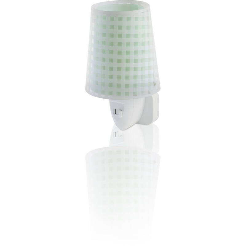 Dalber LED Vichy 80225H éjjeli fény gyerekeknek műanyag E14 1 db 15 lm 2900-3200 K
