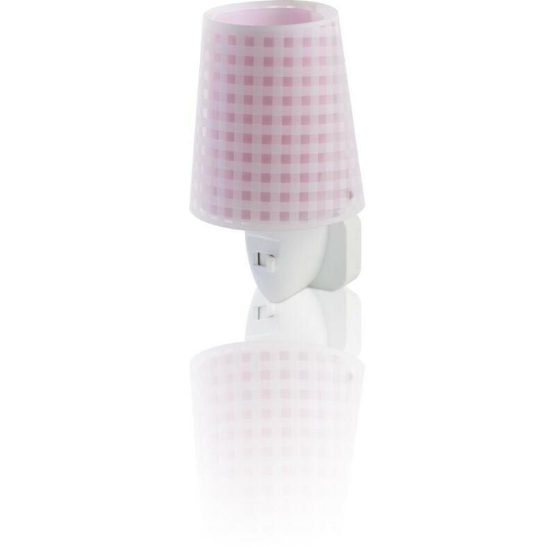 Dalber LED Vichy 80225S éjjeli fény gyerekeknek műanyag E14 1 db 15 lm 2900-3200 K