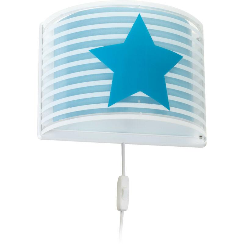 Dalber Light Feeling 81198T fali gyereklámpa műanyag E27 1 db