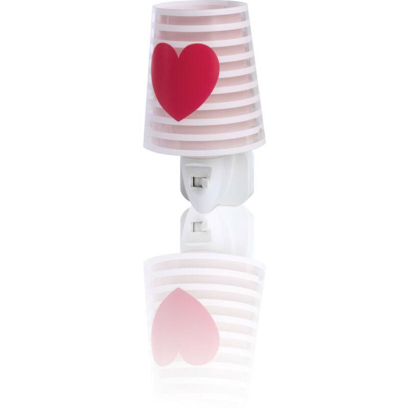 Dalber LED Light Feeling 92192 éjjeli fény gyerekeknek műanyag E14 1 db 15 lm 2900-3200 K