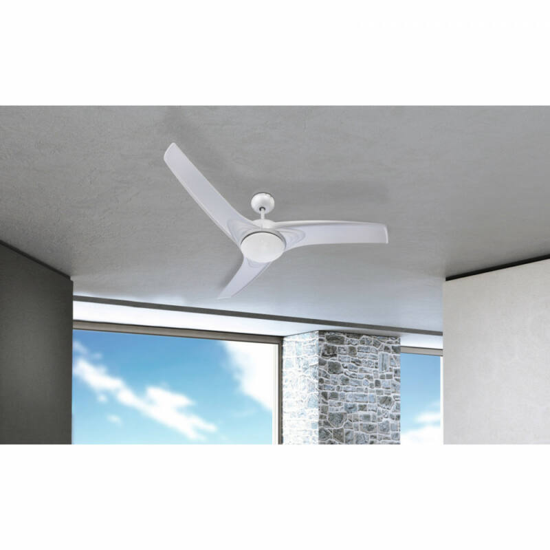 Globo PRIMO 0305 mennyezeti ventilátor ezüst metál 2 * E14 max. 40 W E14 2 db