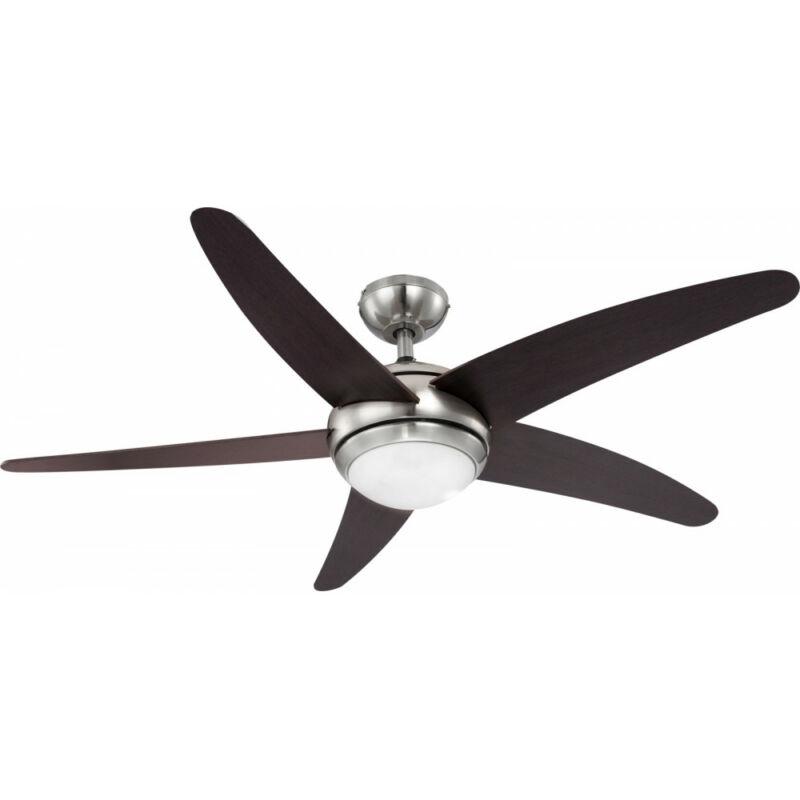Globo FABIOLA 0306 mennyezeti ventilátor matt nikkel 1 * R7s max. 80 W R7s 1 db C