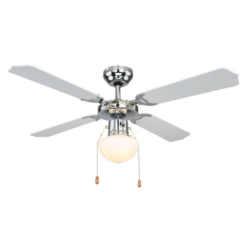 Globo CHAMPION 0309CSW mennyezeti ventilátor  1 * E27 max. 60 W