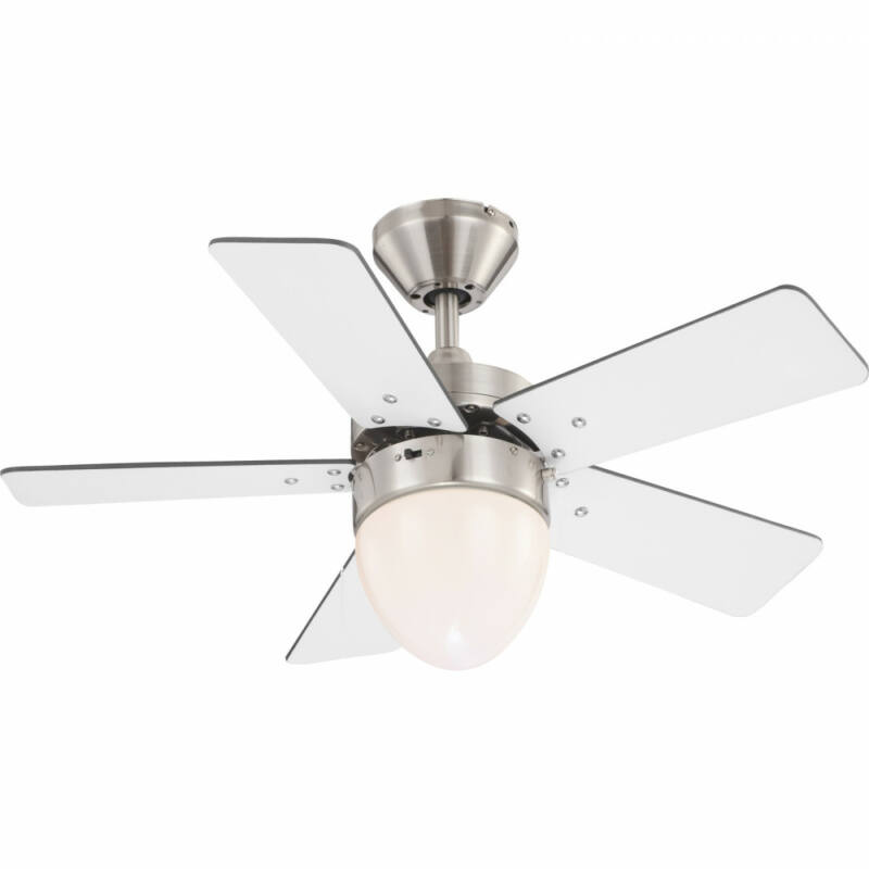 Globo MARVA 0332 mennyezeti ventilátor  1 * E27 max. 60 W