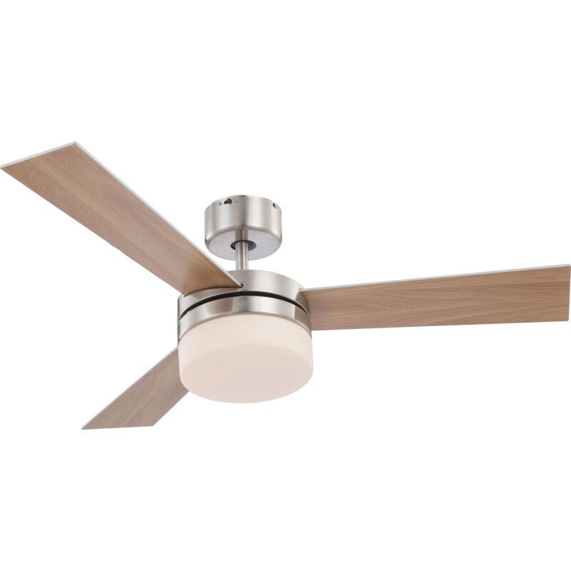 Globo ALANA 0333 mennyezeti ventilátor matt nikkel 2 * E14 max. 40 W E14 2 db