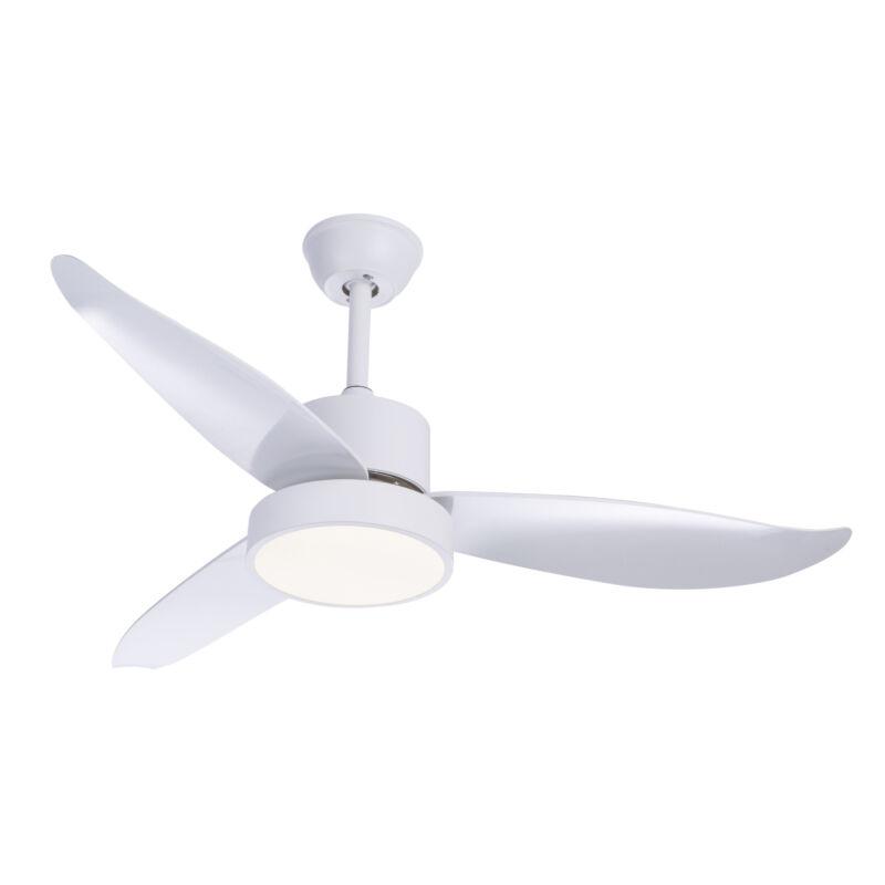 Globo RAMONA 03600 mennyezeti ventilátor fehér fém 1 * LED max. 18 W LED 1 db 990 lm 4000 K A