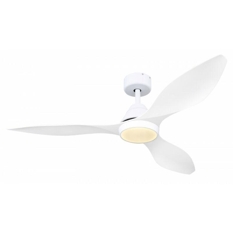 Globo MAGGIE 03602 mennyezeti ventilátor fehér fém 1 * LED LED 1 db 1800 lm A+