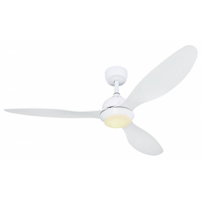 Globo ROMINA 03640W mennyezeti ventilátor fehér fém 1 * LED LED 1 db 1800 lm 3000-4000-6000 K A+