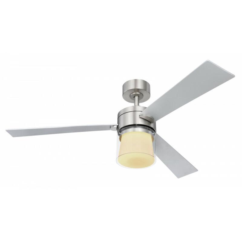 Globo VERLOSA 03642 mennyezeti ventilátor matt nikkel LED 1 db 1800 lm 3000-4000-6000 K A+