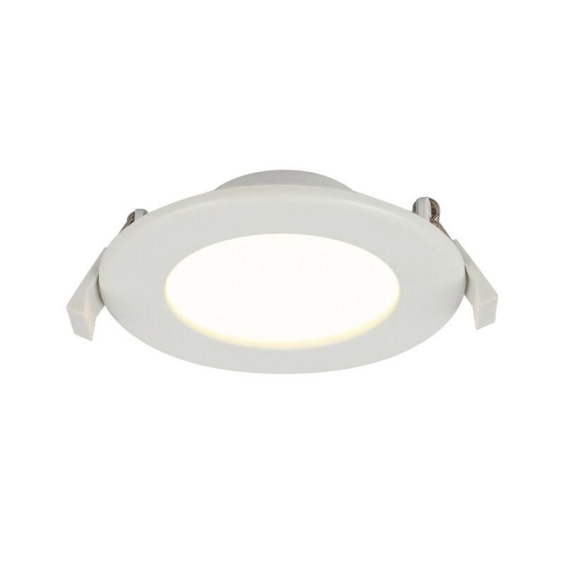 Globo UNELLA 12390-9D beépíthető spotlámpa fehér alumínium 1 * LED max. 9 W LED 1 db 650 lm A+