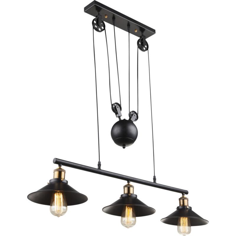 Globo LENIUS 15053-3 étkező lámpa 3 * E27 max. 60 W E27 3 db