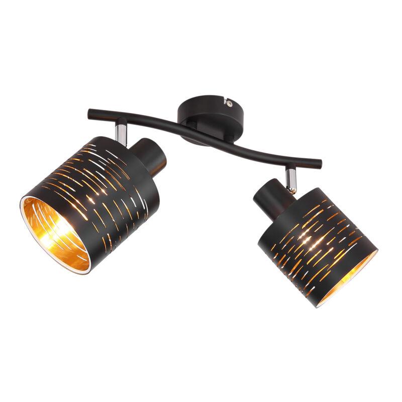Globo TUNNO 15342-2 mennyezeti spot lámpa 2 * E14 max. 15 W E14 2 db