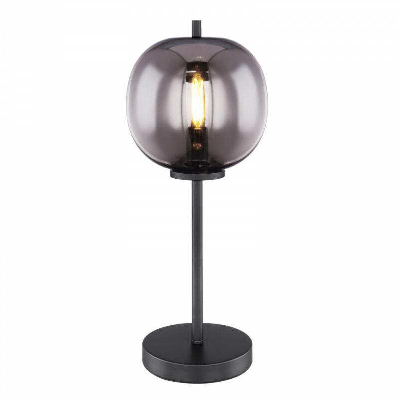 Globo BLACKY 15345T éjjeli asztali lámpa 1 * E14 max. 40 W E14 1 db