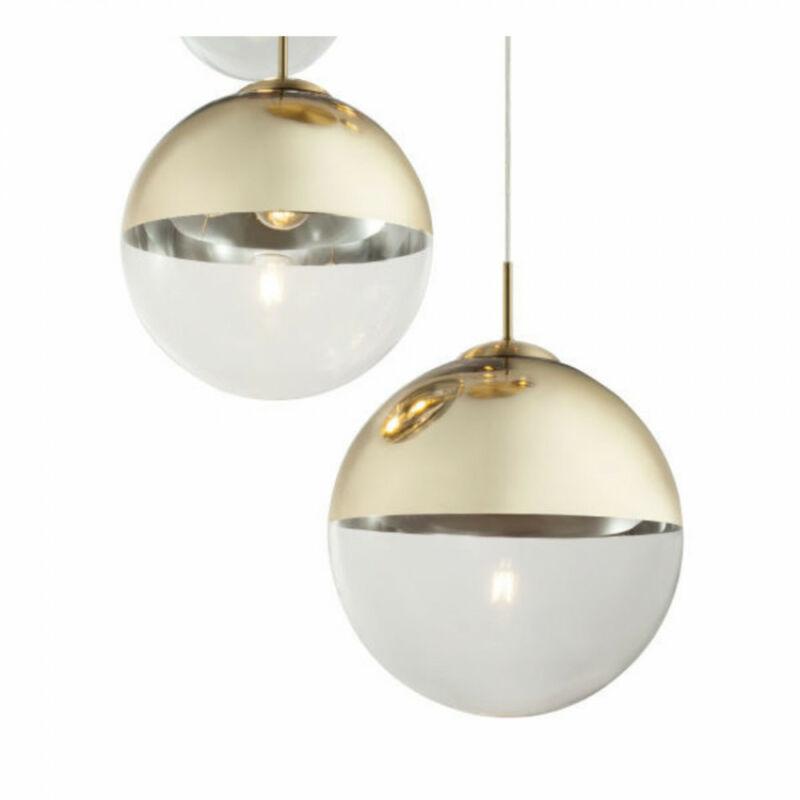 Globo VARUS 15855-5 mennyezeti lámpa  arany   fém   3 * E27 max. 40 W