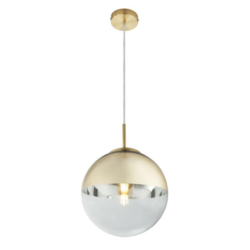 Globo VARUS 15856 egyágú függeszték arany fém 1 * E27 max. 40 W E27 1 db
