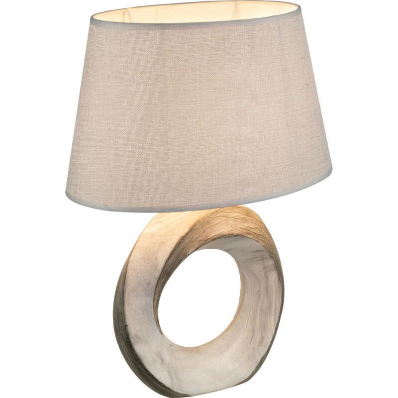 Globo JEREMY 21641T éjjeli asztali lámpa kerámia 1 * E27 max. 40 W E27 1 db