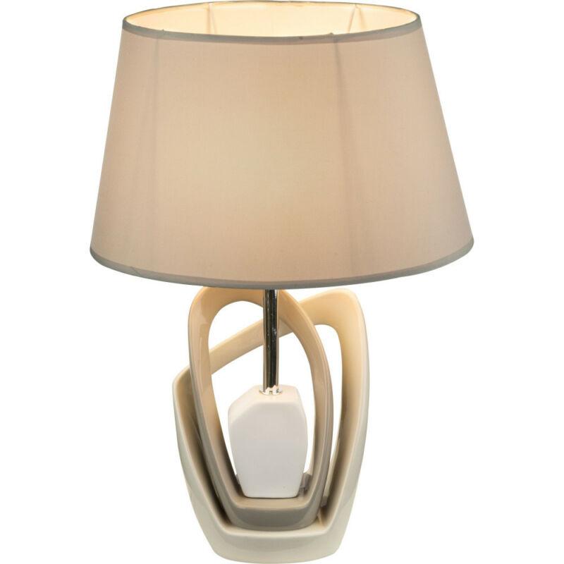 Globo JEREMY 21642T éjjeli asztali lámpa kerámia 1 * E27 max. 40 W E27 1 db