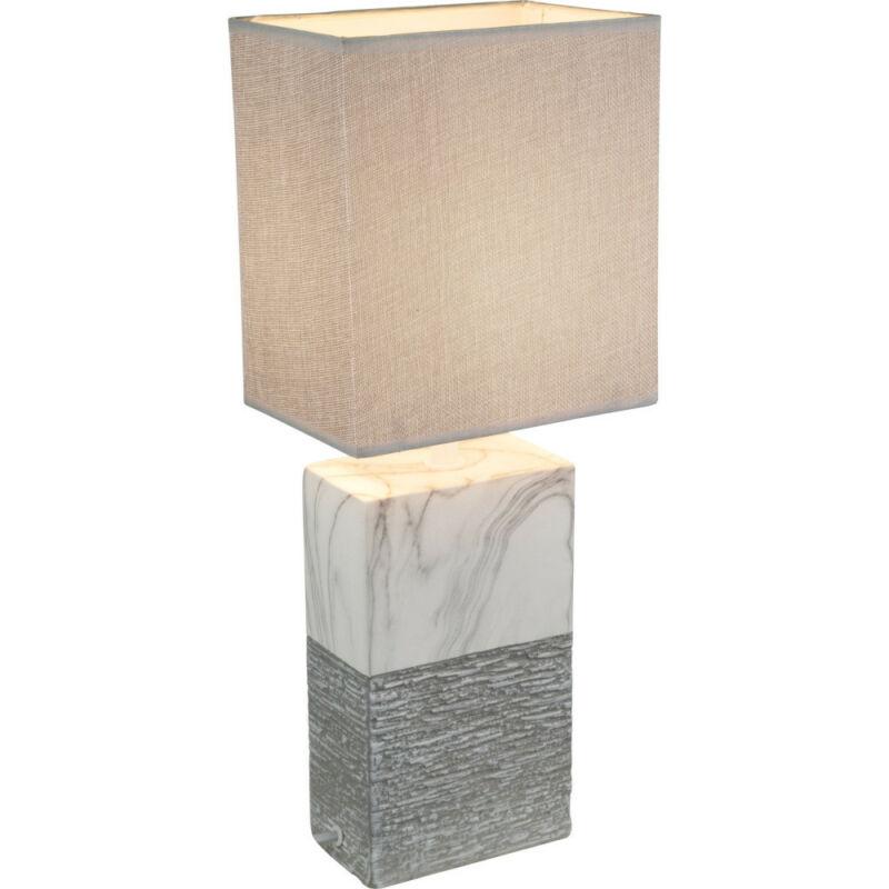 Globo JEREMY 21643T éjjeli asztali lámpa kerámia 1 * E27 max. 40 W E27 1 db