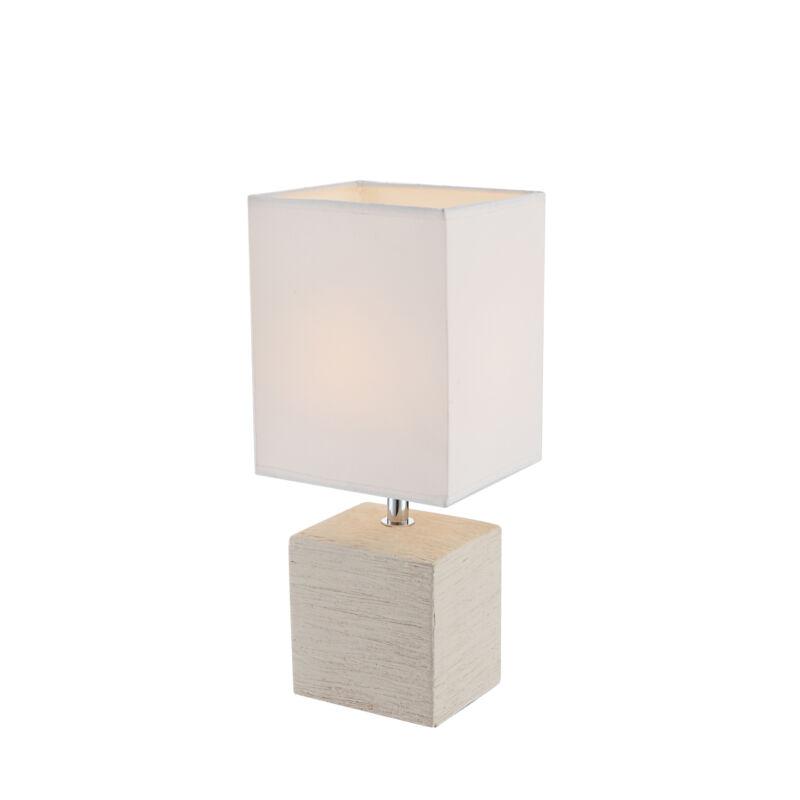 Globo GERI 21675 éjjeli asztali lámpa kerámia 1 * E14 max. 40 W E14 1 db