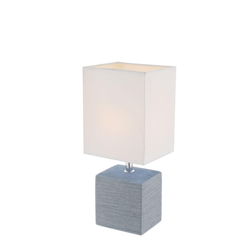 Globo GERI 21676 éjjeli asztali lámpa kerámia 1 * E14 max. 40 W E14 1 db IP20