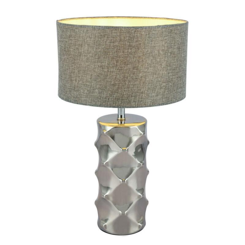 Globo TRACEY 21717 éjjeli asztali lámpa króm fém 1 * E27 max. 40 W E27 1 db