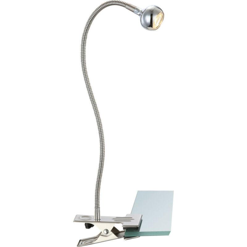 Globo SERPENT 24109K csiptetős asztali lámpa 1 * LED max. 3 W LED 1 db 150 lm 3000 K A+