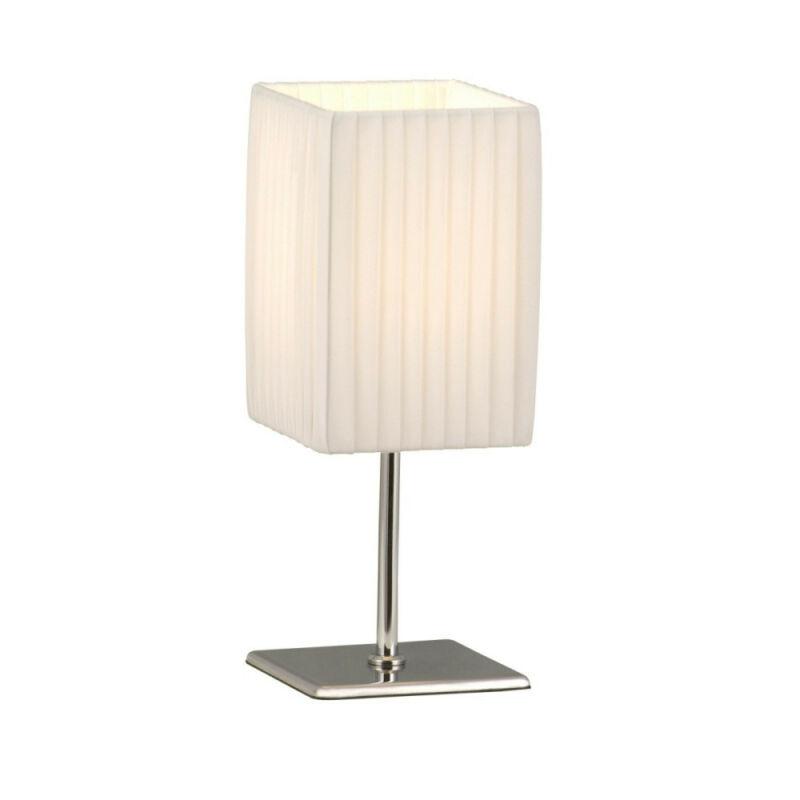 Globo BAILEY 24660 éjjeli asztali lámpa króm 1 * E14 max. 40 W E14 1 db