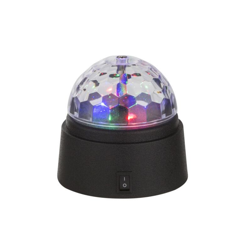 Globo DISCO 28014 hangulatfény fekete műanyag 6 * LED max. 0.06 W LED 6 db