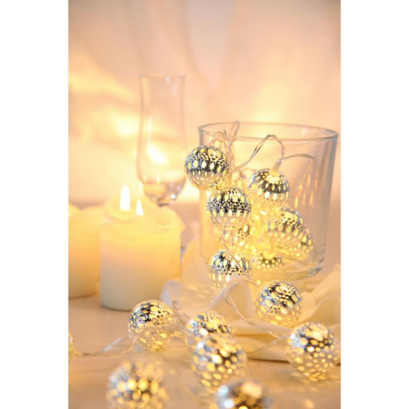 Globo VENUTO 29957-20 karácsonyi világítás réz LED 20 db IP20 A