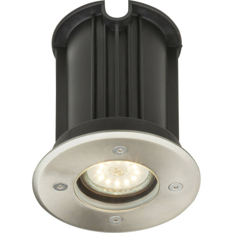 Globo STYLE II 31100 talajba süllyeszthető lámpa rozsdamentes acél 1 * GU10 max. 40 W GU10 1 db IP67
