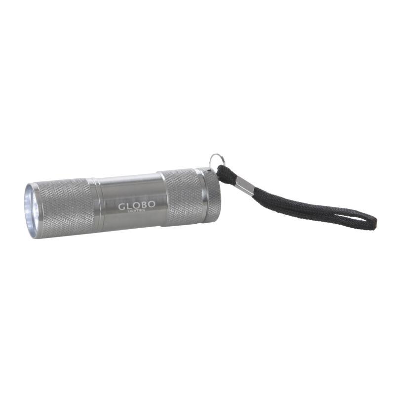 Globo FLASHLIGHT 31903 zseblámpa alumínium alumínium 9 * LED max. 0.07 W LED 9 db 43 lm 6000 K