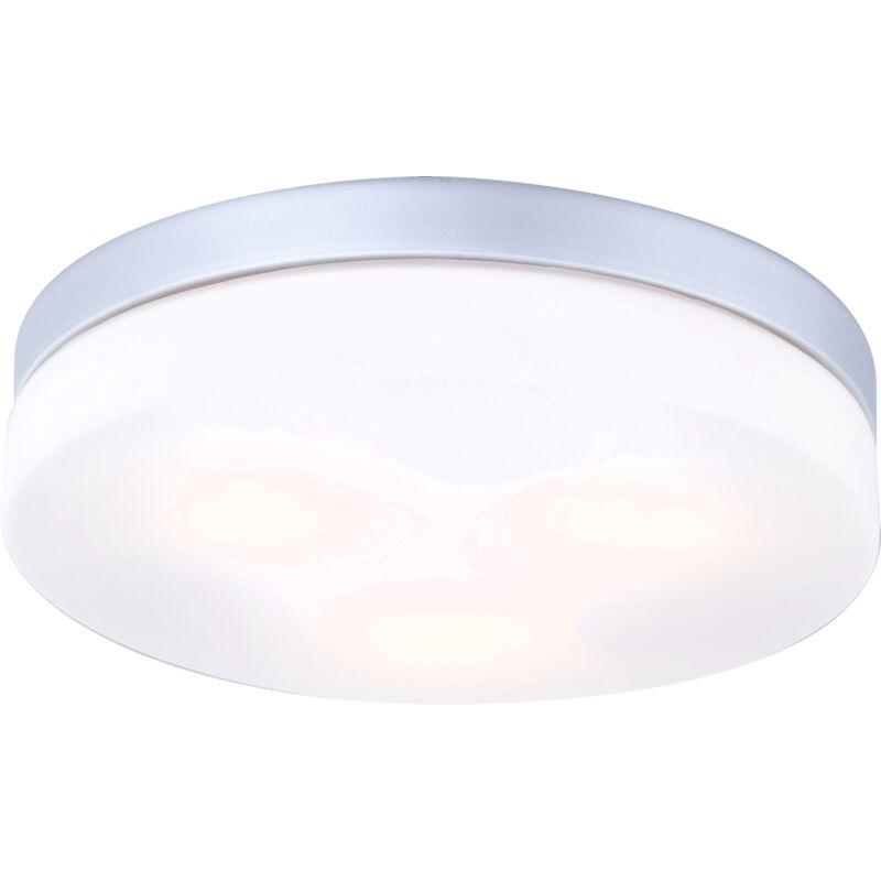 Globo VRANOS 32113 fürdőszoba mennyezeti lámpa alumínium alumínium 3 * E27 ILLU max. 40 W E27 ILLU 3 db IP44