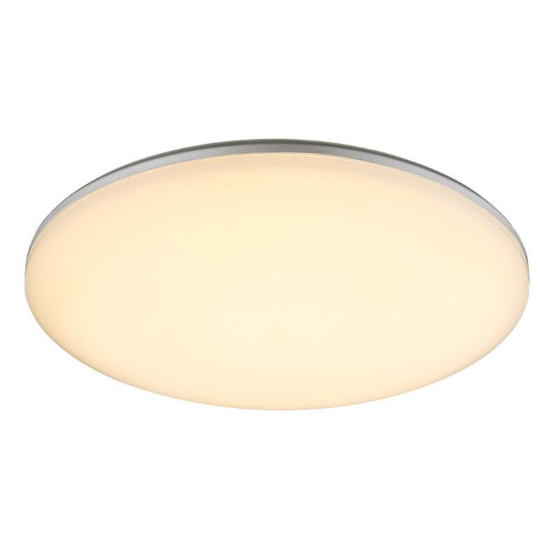 Globo DORI 32118-24 fürdőszoba mennyezeti lámpa fehér műanyag 1 * LED max. 24 W LED 1 db 1900 lm 3000 K IP54 A+