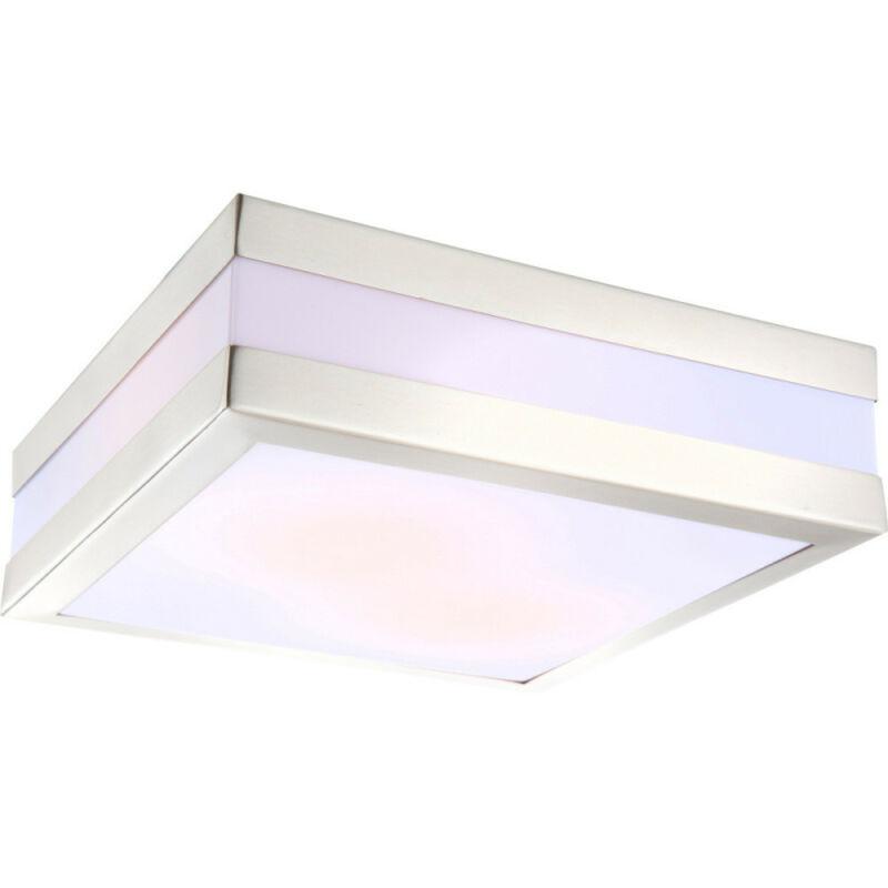 Globo CREEK 32208 kültéri mennyezeti lámpa rozsdamentes acél 2 * E27 LED max. 20 W E27 LED 2 db IP44