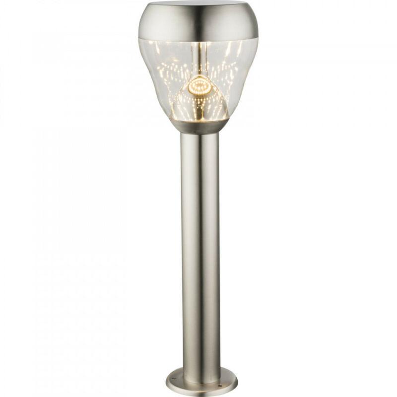 Globo MONTE 32251 kültéri led állólámpa rozsdamentes acél 1 x max. 8W LED 1 db 700 lm 3000 K IP44 A+