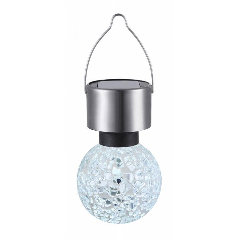 Globo SOLAR 33056 napelemes lámpa rozsdamentes acél 1 x LED max. 0.06W LED 1 db IP44