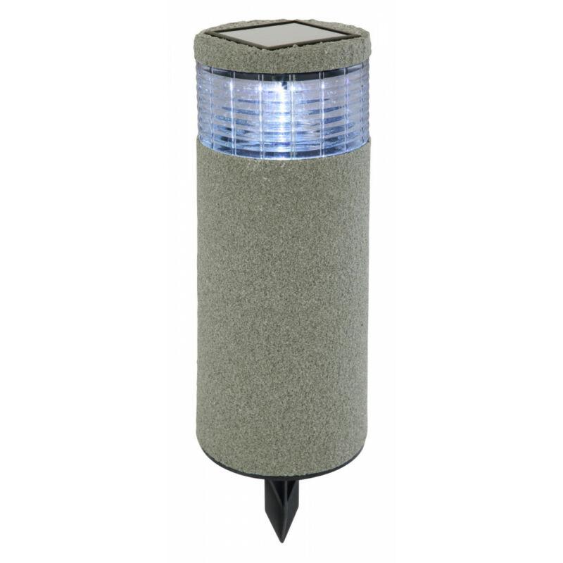 Globo SOLAR 33782R kültéri leszúrható lámpa kő műanyag LED 6000 K IP44