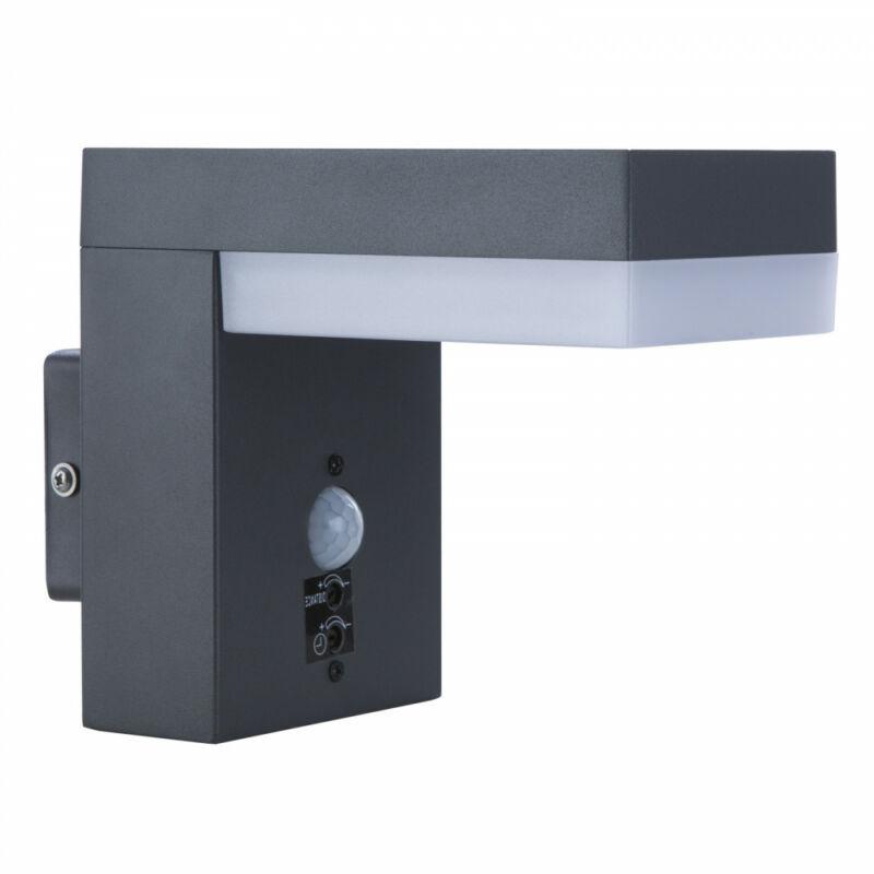 Globo OSKARI 34186WS mozgásérzékelős fali lámpa 1 * LED max. 9.5 W LED 1 db 800 lm 3000 K IP44 A