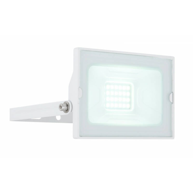 Globo HELGA I 34248W kültéri fali lámpa fehér alumínium LED 1 db 1500 lm 6000 K IP65 A+