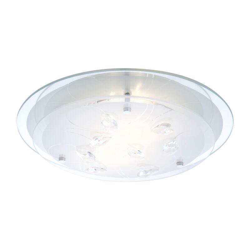 Globo BRENDA 40409-2 mennyezeti lámpa 2 * E27 ILLU max. 40 W E27 ILLU 2 db IP20