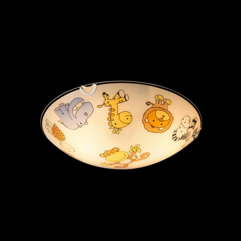 Globo KIDDY 40607 mennyezeti gyereklámpa fehér 2 * E27 ILLU max. 60 W E27 ILLU 2 db